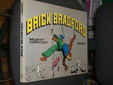"BRICK BRADFORD - I° ED. 1973 GARZANTI - CARTONATO OTTIMO ""N"""