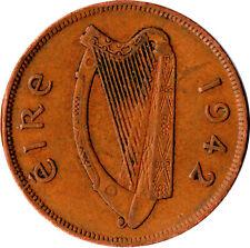 1942 ONE PENNY EIRE / IRELAND      #WT793