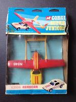 Corgi Juniors Aerocar James Bond 007 E2009 Super Juniors Flugauto von 1975 OVP a