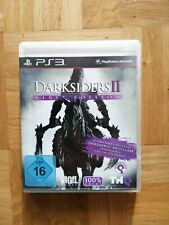 PS3 Spiel ''Darksiders 2''  First Edition ''