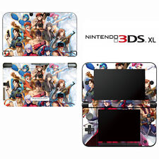Vinyl Skin Decal Cover for Nintendo 3DS XL LL - Project X Zone
