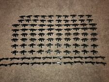 BrickArms lot 100x Weapons Pack for LEGO