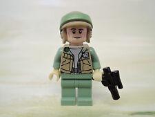 Lego Figur Star Wars Rebel Commando sw367 + Waffe  9489 10236  NEU