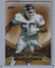 2013 Topps Triple Threads Gold Parallel #69 Lawrence Taylor 26/99
