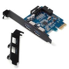 ORICO PVU3-2O2I USB 3.0 HUB PCI-E Expansion Adapter Controller Card  for Windows