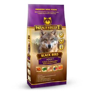Wolfsblut | Black Bird Adult | 15 kg | Trockenfutter | Hundefutter