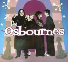 Poster - The Osbournes - Ozzy - Sharon - Kelly - Jack 11 X 17 Promo Music Poster