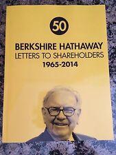 Berkshire Hathaway Letters to Shareholders 1965-2014 Warren Buffett - Paperback