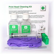 Epson XP Print Head Cleaning Kit. Unblocks Printer Nozzles 100ml Cleaner