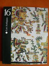 LIVRE: LA GRANDE HISTOIRE DE L'ART FIGARO N° 16 : LES AZTEQUES MEXIQUE