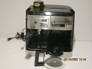 DeLonghi BCO330T 10 Cups Semi-Automatic Black EXCELLENT CONDITION FREE SHIP