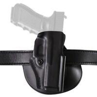 Safariland 5198 Open Top Holster W/ Detent/Paddle/Belt Loop Sig Sauer Combo