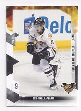 2014-15 Victoriaville Tigres (QMJHL) Yan-Pavel Laplante (Utica Comets)