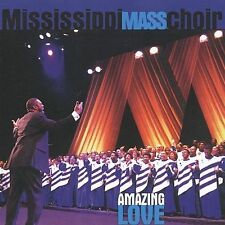 Mississippi Mass Choir, Amazing Love, New