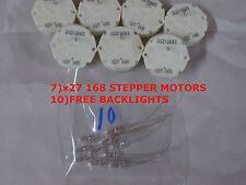 7) X27 168 2003-06  YUKON XL DENALI STEPPER MOTORS 10) FREE LIGHTS