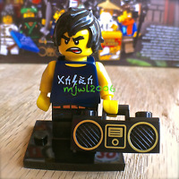 71019 LEGO NINJAGO MOVIE Minifigures Cole with Rock Boombox #8 FACTORY-SEALED