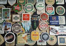 Lot of 20 International Beer Coaster Grolsch Stella Heineken Zywiec