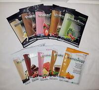 Shakeology Protein Shake Mix Powder 6 Single Packets YOUR CHOICE Beachbody READ
