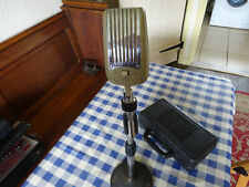 Vintage Bang and Olufsen. B&O. BM2, Ribbon Microphone.