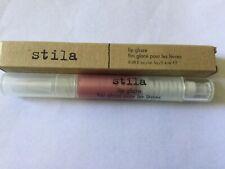 Stila Lip Glaze - 0.08 oz Full Size - New in Box - Seashell