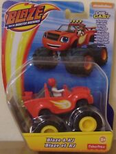 Blaze & The Monster Machines ~ Blaze & AJ ~ Die-cast Vehicle