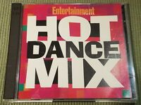 ENTERTAINMENT WEEKLY HOT DANCE MIX RARE 24 TRACK 2 CD SET FREE SHIPPING