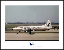 North Central Airlines Convair 440 11x14 Photo (CV033LGJF11X14)