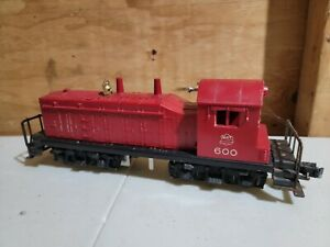 Lionel postwar trains 600 MKT SWITCHER