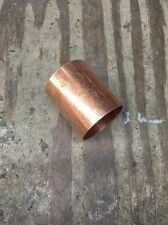 "2"" Wrot Copper Sweat Dimple Stop Coupling"