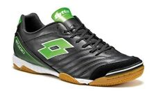 Lotto - Stadio 300 ID - Scarpe Calcetto Uomo Indoor - Blk/Mint Fl - S9659