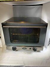 Cadco Countertop Commercial Convection Oven Ov 250 Unox Xa006 12 Size