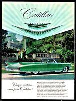 1960 CADILLAC Convertible 1960s Sixties Classic Car Photo AD