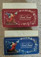 The Magic of Disney Family Edition Trivial Pursuit 1986 subsidiary card set