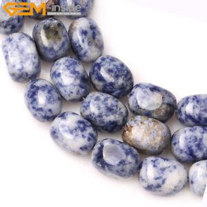 "13x18mm Column Sodalite Gemstone Loose For Jewelry Making Beads Strand 15"" DIY"