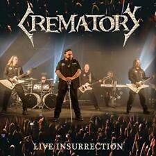 Crematory - Live Insurrection CD+DVD #111343