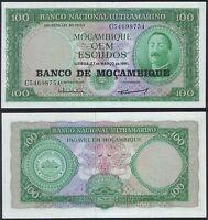 Mozambique P 117 - 100 Escudos 1976 - UNC