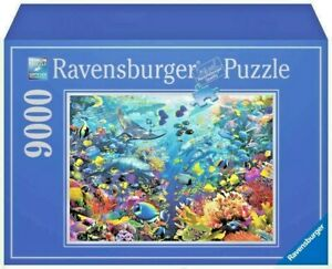 "Ravensburger puzzle: ""Underwater Paradise"" 9000 pieces"