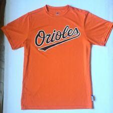 Baltimore Orioles Majestic Cool Base Shirt Jersey Cool Base Orange YOUTH XL