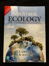 Industrial Ecology and Sustainable Engineering - Paperback - GOOD