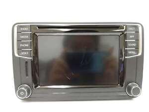 Volkswagen Carplay Android Auto Composition Media System Radio 5C0035200D