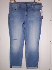 $134 Not Your Daughter's Jeans NYDJ Plus Leann Boyfriend Jean in Cancun Size 22W