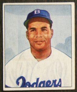 1950 Bowman #75 Roy Campanella Brooklyn Dodgers, HOF VG