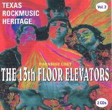 13th FLOOR ELEVATORS - Paradise Lost - 2 CD SET!