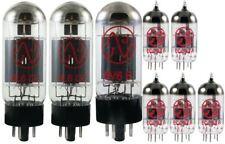 Fender Vibro-King - New PREMIUM JJ ELECTRONIC Full Tube Replace Set