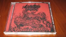 """CREMATORY STENCH """"Grotesque Deformities"""" MCD dismember autopsy"""