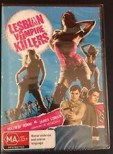 LESBIAN VAMPIRE KILLERS DVD Region 4 Brand New And Sealed