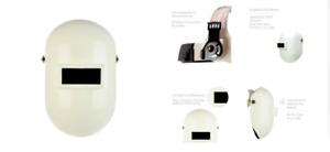 Fibre-Metal® by Honeywell Pipeliner Style Welding Helmet SUPERGLAS PLUS 110PWE