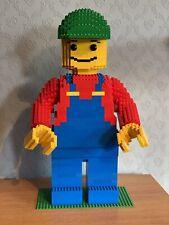 Lego Sculptures Set 3723 Minifigure 100% Complete - Huge, Great Fun Build