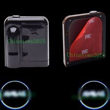2PCS Wireless Courtesy Car LED door Projector Logo ghost shadow light for RAV4