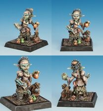 FREEBOOTER DESTINO - Momma fiara - Goblin PIRATI FREEBOOTER Miniatures gob026